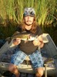 Matt Valliere takes Jimmie VanZant fishing while Jimmie fishes for a hit!