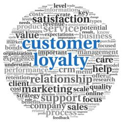 customer loyalty core products