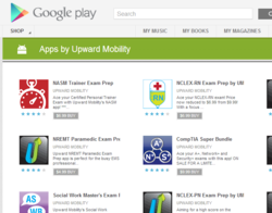 Over 150 Upward Mobility study apps now available for Android smartphones