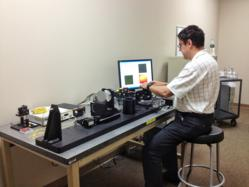 Lumetrics, Inc. wavefront measurement