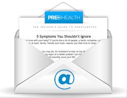 PreDiabetes Centers newsletter