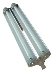 Larson Electronics Adds T8HO Explosion Proof Paint Spray Booth Fluorescent Light