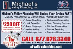 Burbank Plumbers and Plumbing Service