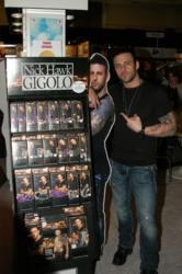 Nick Hawk, Gogolo, toy collection