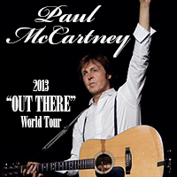 Paul McCartney Tour Tickets