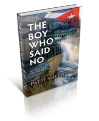 The Boy Who Said No - Hardcover, and all eBook and Audiobook formats