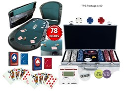 Texas Poker Store Poker Package