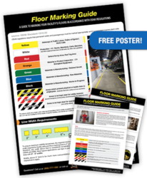 Floor Marking Guide and Poster