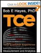 "Dr. Bob E Hayes 3rd book, ""TCE"", is now available on Amazon TCELab Business Over Broadway Stephdokin"