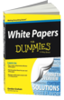"Build Your Business with ""White Papers For Dummies"" from..."