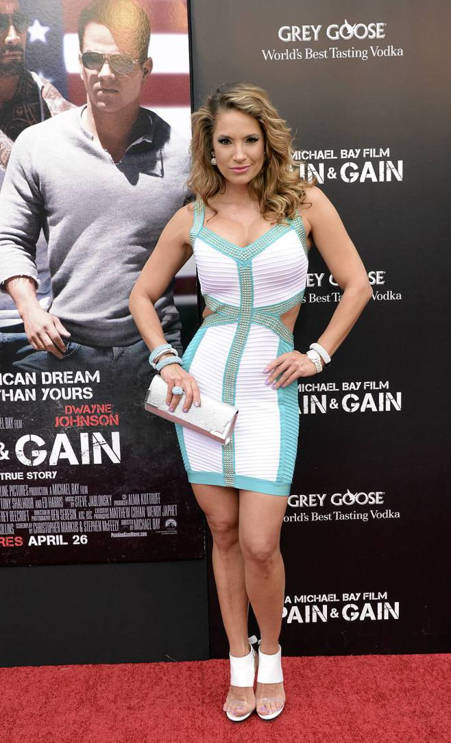 Jennifer Nicole Lee Makes A Special Celebrity Appearance