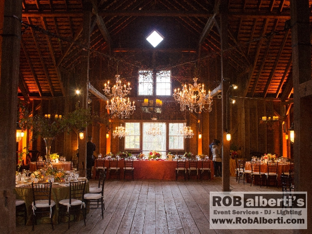 Rob Alberti S Event Services Supplies Lighting For Ma And