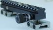 The Arc-Rizer™ Vertically Adjustable Scope Mount Created by Three Time...