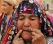 Traditional Costume of Uzbek Women
