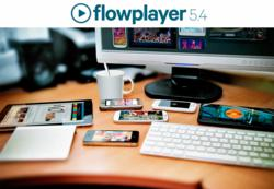 Flowplayer 5.4 focuses on multi-device support