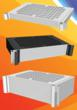 New METCASE COMBIMET Vented Rack Cases