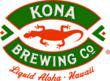 Kona Brewing company is headquartered in Kailua-Kona, Hawaii