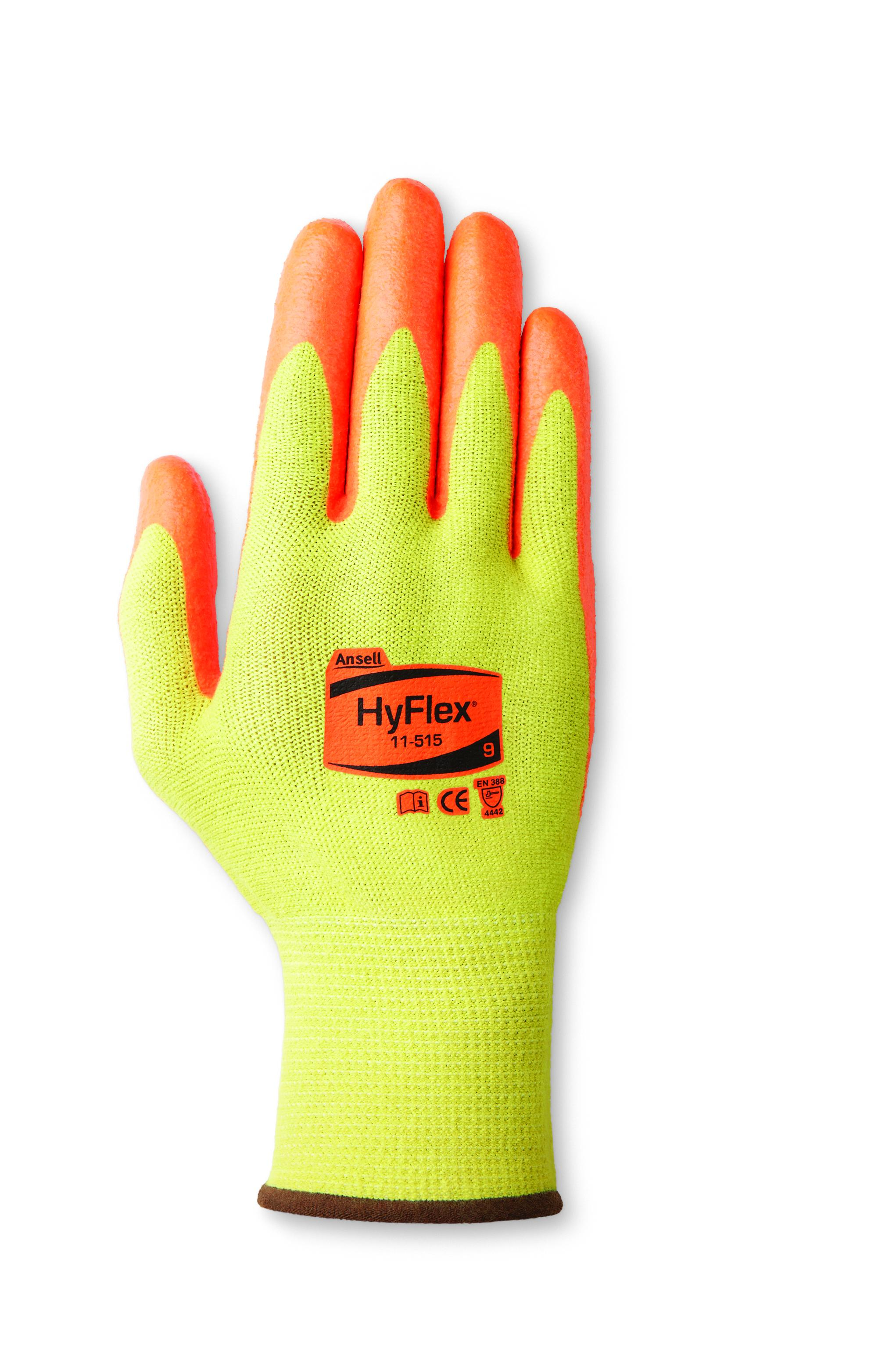 Ansell Launches High Visibility Glove With Ansi Level 4
