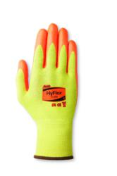 HyFlex 11-515 High Vis Work Gloves