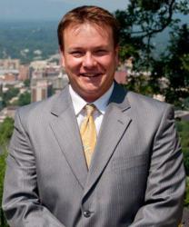 Asheville Auto Accident Attorney Brad Stark
