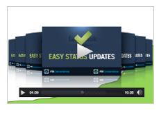 Easy Status Updates by Brian Moran