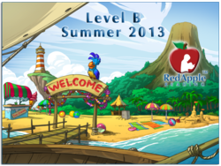 Level B Preview - Red Apple Reading