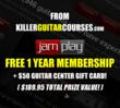 Online Guitar Lesson Site Gives Away One Year Membership