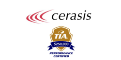 TIA Performance Certified