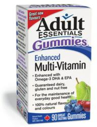 New Adult Essentials Multi Vitamin