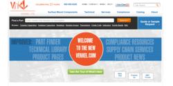 The new Venkel website
