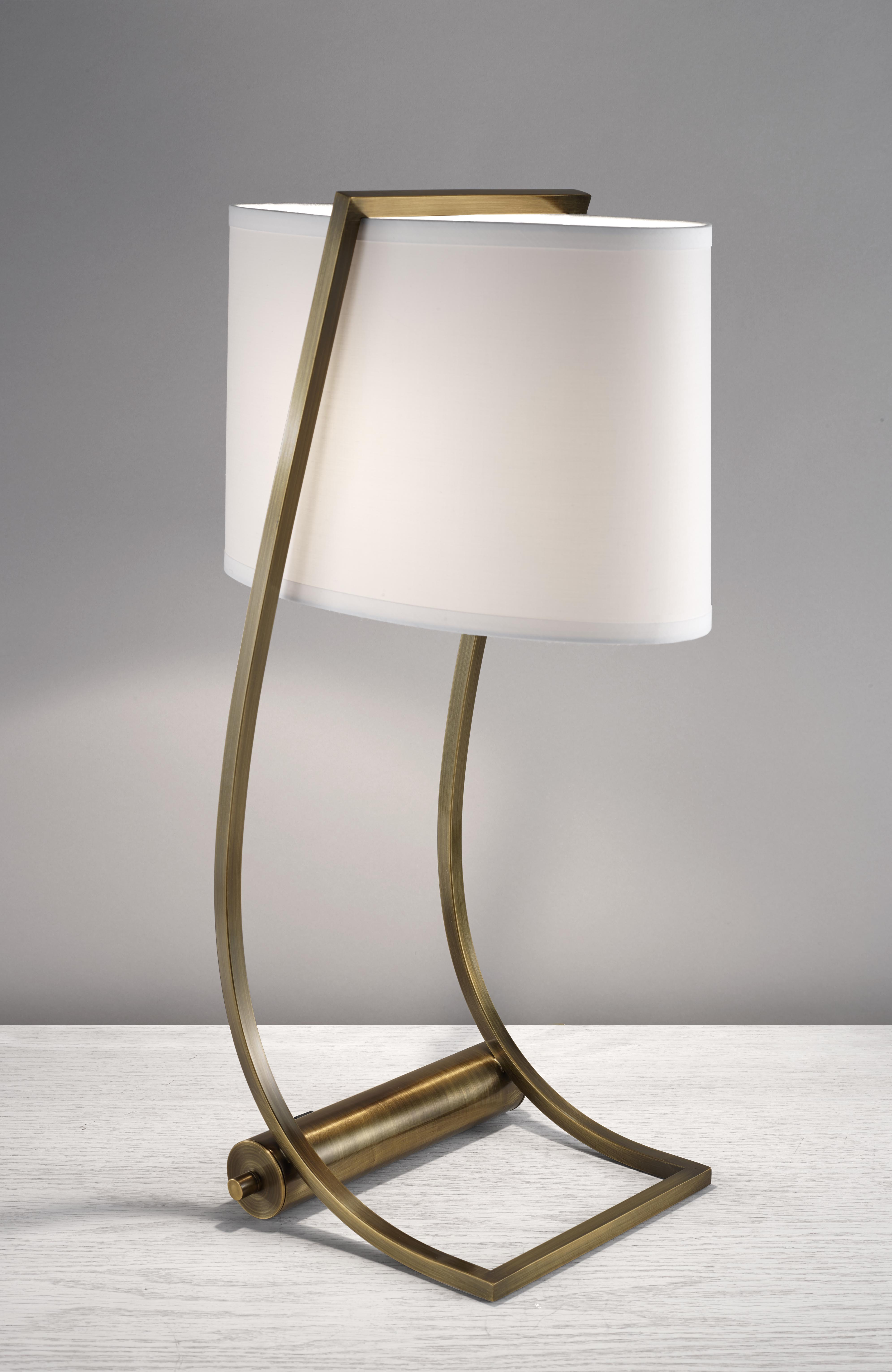 the new helix table lamp by feiss the new laurie table lamp by feiss. Black Bedroom Furniture Sets. Home Design Ideas