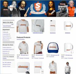 Shmoop's online store