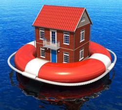 Underwater Homeowners Upright Home Mortgages With HARP Extension