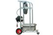 150 Watt Cordless Explosion Proof LED Light Cart with Rechageable Battery
