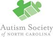 Autism Society of North Carolina logo