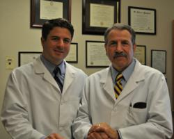 Schenectady Dentists Dr. Michael Perrino and Dr. David Perrino