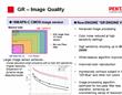 Pentax / Ricoh GR Digital Camera Chart
