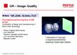 Ricoh GR Digital Camera Image Chart