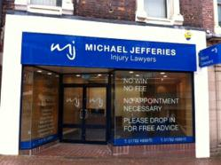 Jefferies Personal Injury Solicitors New Stoke Offices