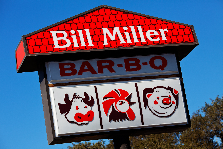 Bill Miller Bar B Q Celebrates National Barbecue Month