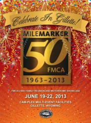 FMCA's Gillette 2013 Motorhome Showcase