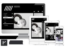 Content for tablets, smartphones, desktops.