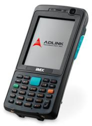 ADLINK's IMX-9000 Windows CE 6.0 R3 Industrial Mobile Handheld Computer