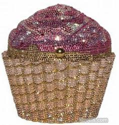 Judith Leiber Cupcake Handbag