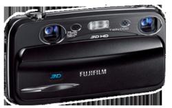 Fuji 3D Camera