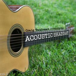 Craig Taubman Presents Acoustic Shabbat, an eclectic mix of Jewish music