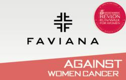 Faviana will walk in the 2013 Revlon Run/Walk for Women