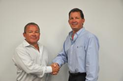 VP Sales Ronnie Voelkel Congratulated by CEO Taylor Norris