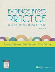 Evidence-based Practice Across the Health Professions book