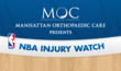 MOCNYC.com's NBA Injury Watch: Oklahoma City Preps for the Playoffs Without Injured Russell Westbrook